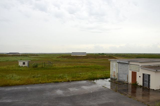 Nike Missile Site HM-69 in the Everglades