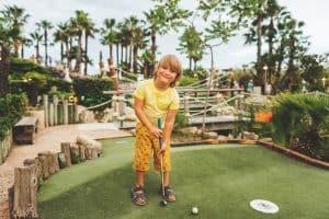 Mini Golf Courses near Naples, Florida